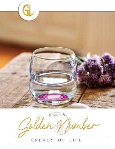 Verres à eau Chakra sagesse